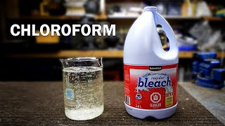 How Make Chloroform