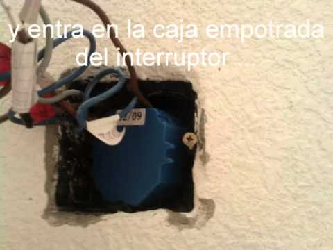 Interruptor inal mbrico youtube - Interruptor inalambrico luz ...