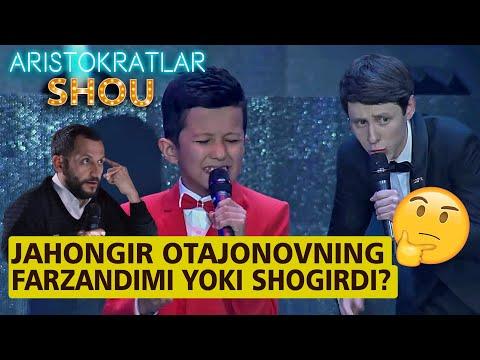Jahongir Otajonovning Farzandimi Yoki Shogirdi?