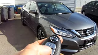 2018 Nissan Altima Sv Moonroof & Navigation Package In Depth Walk Around Review