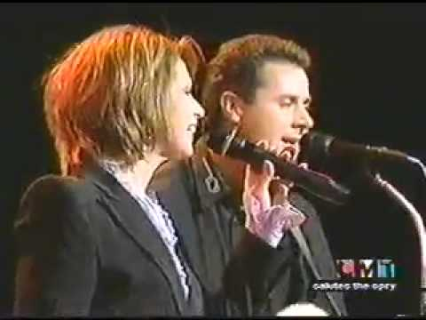 Patty Loveless - Timber, I'm Falling in Love (Opry-live) Featuring Vince Gill