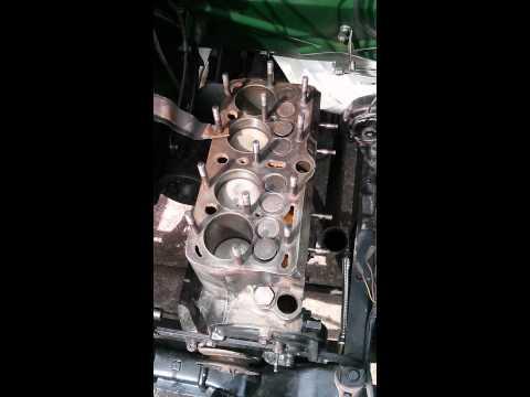 Ford E83W, E93A sidevalve