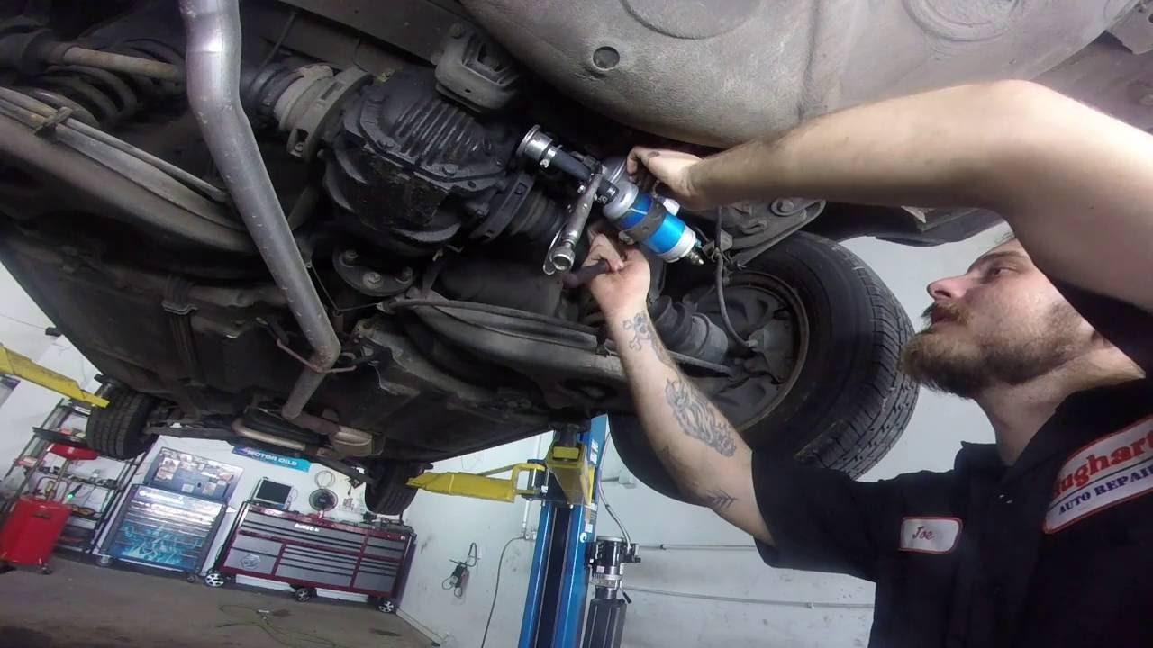 85 mercedes fuel pump