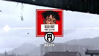 Freestyle / Trap Beat Free Rap Hip Hop Instrumental 21 Savage Type Beat | Iced Out (Prod. siLLy KiD)
