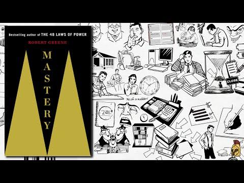 MASTERY BY ROBERT GREENE | ANIMATED BOOK SUMMARY