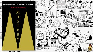 MASTERY BY ROBERT GREENE | ANIMATED BOOK SUMMARY
