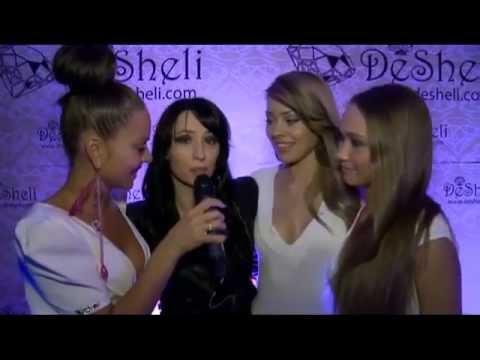 Юбилей косметики DeSheli в клубе RАЙ