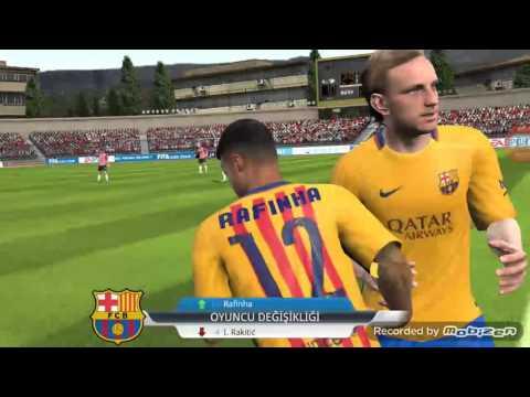 Fifa Bolum Kaleci Vs Messi