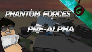 Roblox Phantom Kräfte GUNS UND CHIPS!