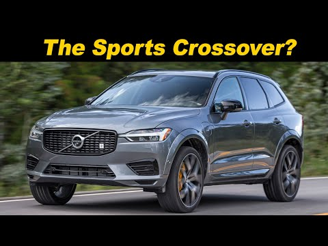 2020 Volvo XC60 Polestar Engineered | Not Quite An XC60 R...