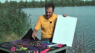 Posen und Montagen für das Stillwasser mit Tobias Klein - Teil 1