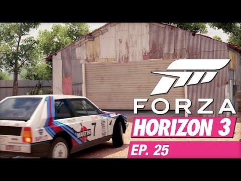 Forza Horizon 3 (Xbox One) - EP25 - Take This DLC and Shove It!