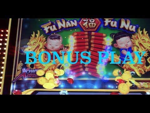 MOM'S FU NAN FU NU BONUS W/RETRIGGER @ Graton Casino | NorCal Slot Guy