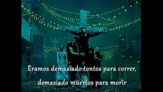 Marilyn Manson - Coma Black: Eden Eye (The Apple Of Discord) (Subtitulada al español)