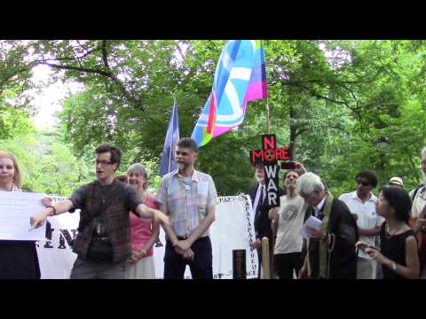 Universal Peace Day 2015 - Strawberry Fields, NYC Part 2