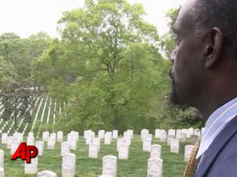 First Person: Hidden Past at National Cemetery