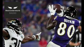 What if Lamar Jackson can throw?