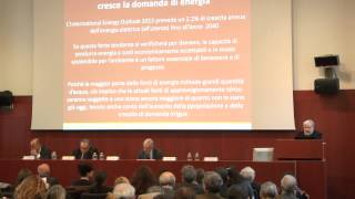 Renzo Rosso at the International Conference on