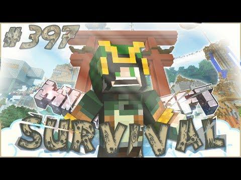 EEEEEEH GIÀ... SONO NEI GUAI - Minecraft ITA - Survival #397