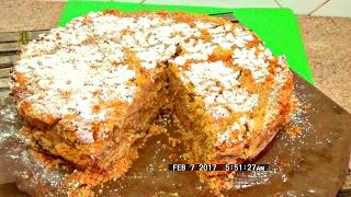 Самый быстрый, вкусный и простой яблочный пирог легко и просто.