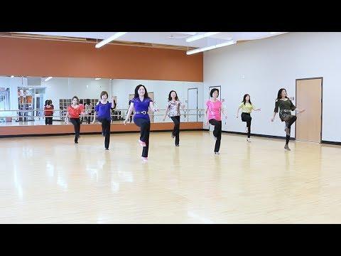 What A Man Gotta Do - Line Dance (Dance & Teach) Scott Blevins & Amy Glass