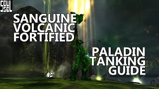 The Arcway +11 - Sanguine Volcanic Fortified - Paladin Tanking Guide
