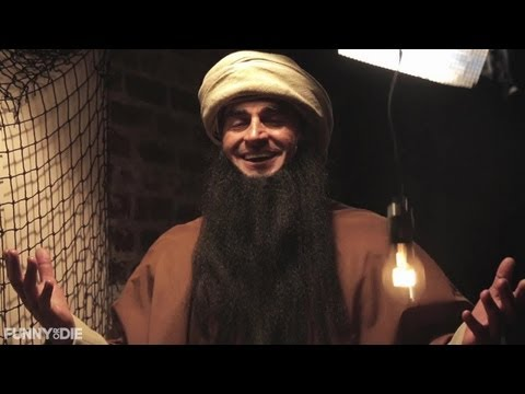 How To Be A Terrorist  in Hollywood with Abu Nazir
