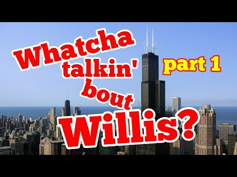 Willis tower Flat Earth Activism - part1