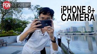 APPLE iPHONE 8 Plus Camera Review - Lok tests long exposures, slow mo, 4k 60fps & vlogging