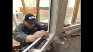 видео Остекление веранды - чем и как застеклить веранду в доме