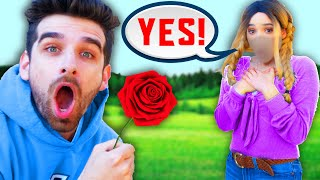 ASKING ALIE TO BE MY GIRLFRIEND - Amazing Hidden Talents vs Funny Situations & Relatable Moments