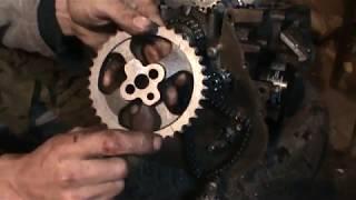 Подробная! Сборка двигателя Газель 406 3 Часть