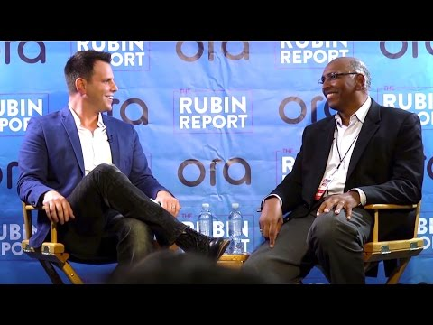 Michael Steele and Dave Rubin Talk Republicans, Trump, and Free Speech [Full Interview]