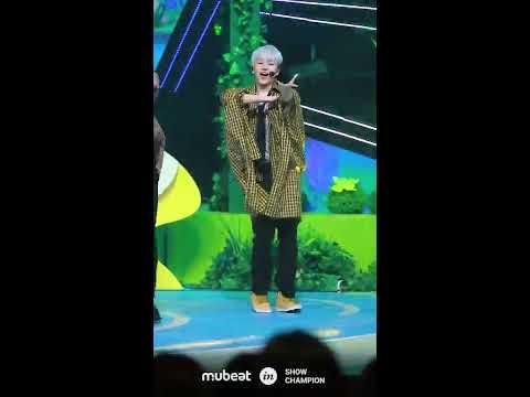 [MUBEAT X Show Champion] 180919 PENTAGON(펜타곤) Naughty boy(청개구리) 키노 Kino Focused CAM