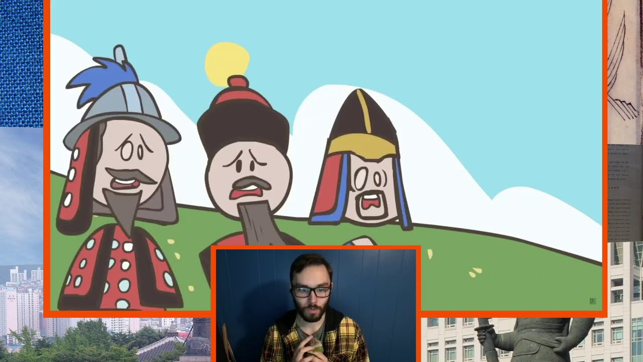 Download Social Stud Reacts   Korea: Admiral Yi - Keep Beating the Drum - Extra History - #1