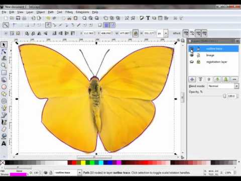 Inkscape Open Source Vector Graphics Editor
