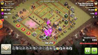 Clash of Clans - Mount Olympus l War Recap #5