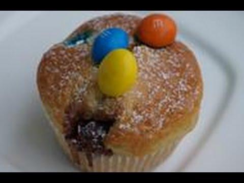 muffin-au-m&m's-facile-(-cuisinerapide)