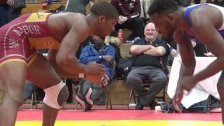 2016 Guelph Open FS65kg FINAL Haislan Garcia (BMWC) vs Bj Futrell (Michigan)
