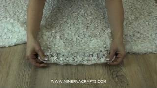 "Our beautiful ""Florentina"" fabric is an exquisite sequinned and bea..."