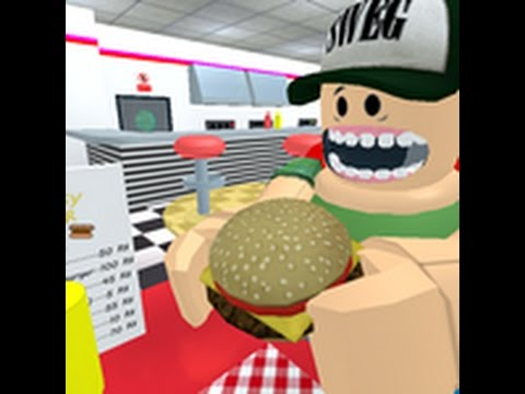 Roblox Escape The Fast Food Restaurant Game