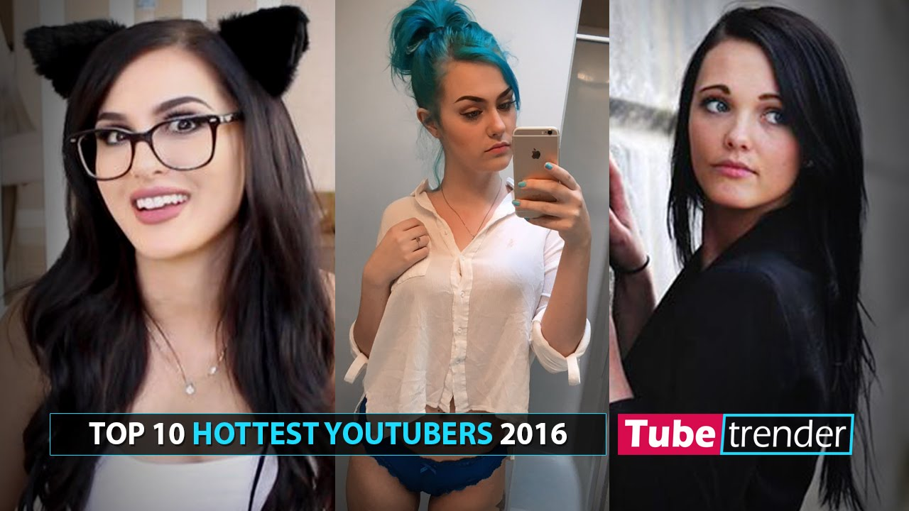 Top 10 Hottest Youtubers 2016 - Youtube-8063
