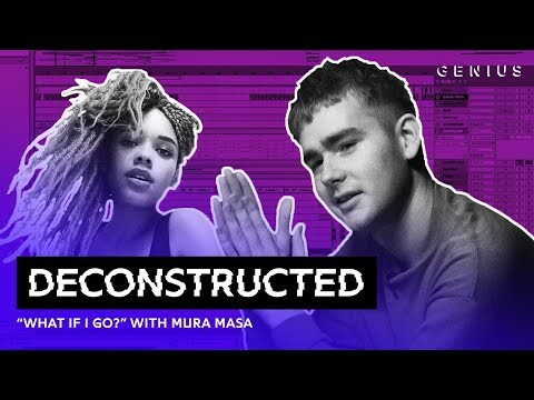 """The Making of Mura Masa's """"What If I Go?"""" 