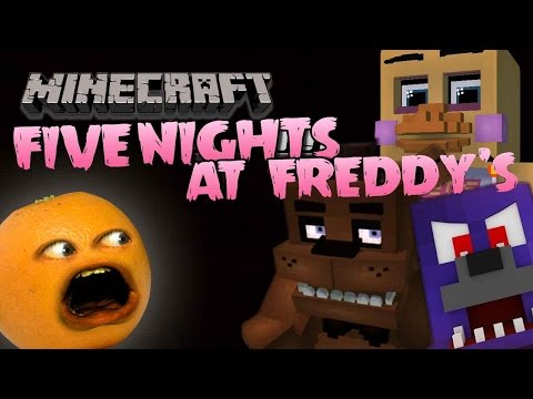 annoying-orange-plays---five-nights-at-minecraft!!