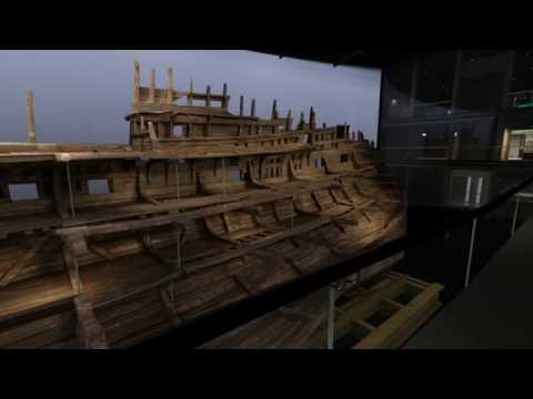 The Mary Rose Museum - Revealed!