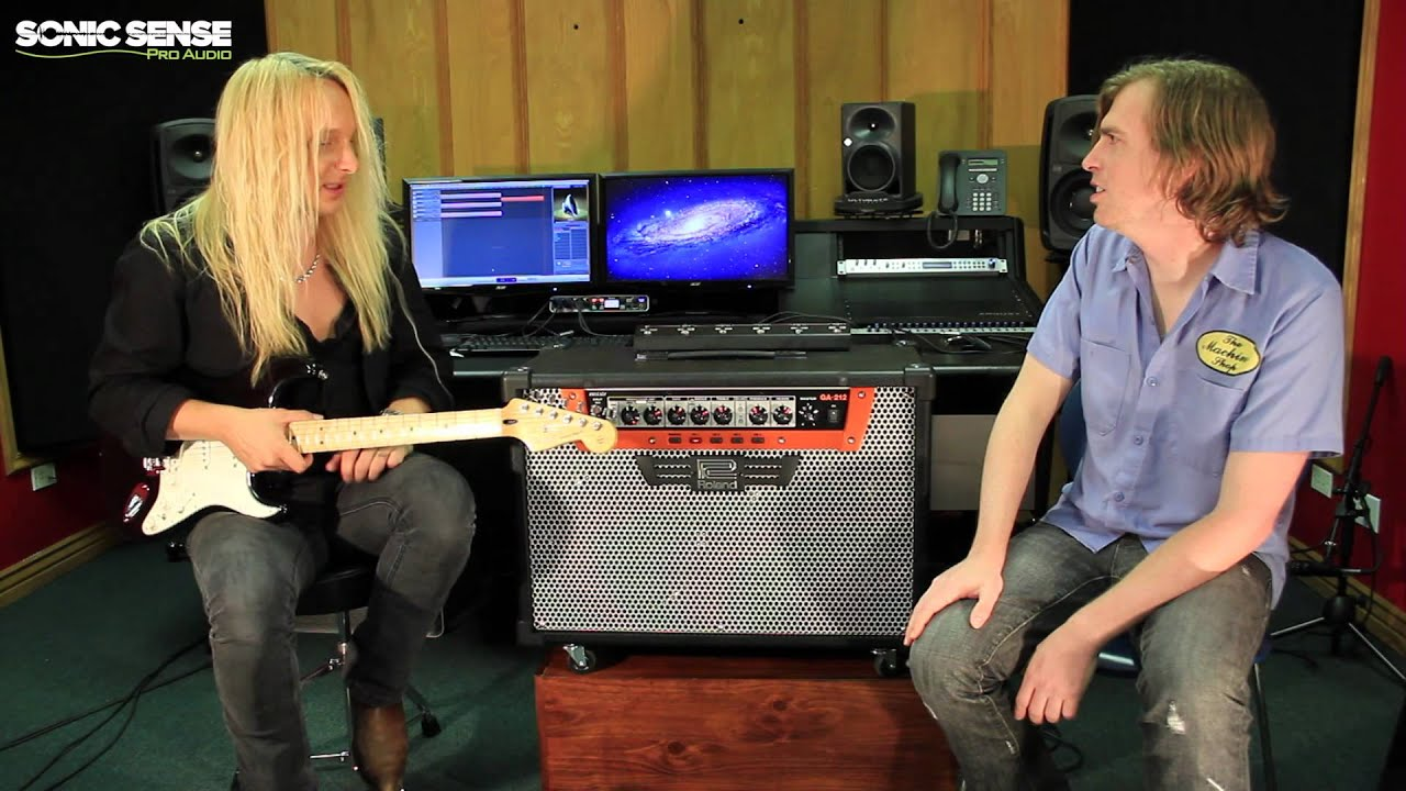 Roland Ga-212  Digital Guitar Amp