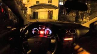 форд фокус 2 стук при вращении рулевого колеса