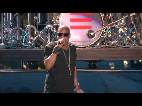 Jay Z & Bridget Kelly - Empire State Of Mind    Live  Coachella Valley Fest