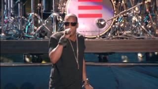 Jay Z & Bridget Kelly - Empire State Of Mind    Live  Coachella Valley Fest