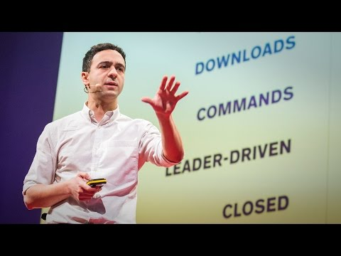 Jeremy Heimans: What new power looks like